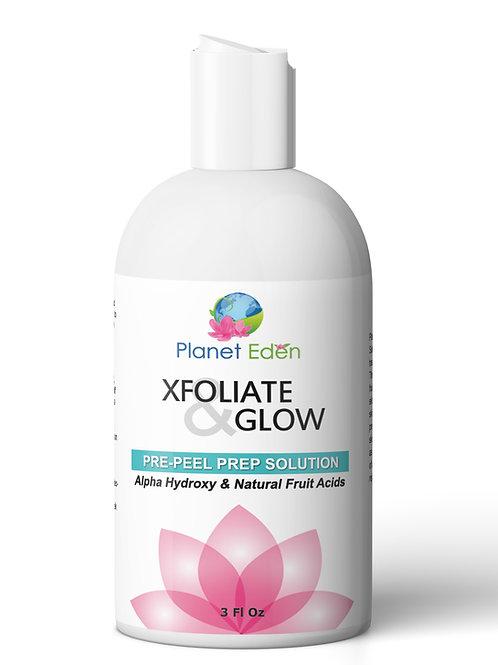 AHA Pre Peel Prep Solution for Glycolic, Lactic, Salicylic Skin Peels - 3 oz