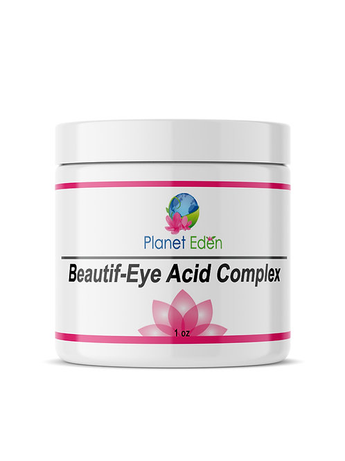 Beautif-Eye Acid Complex Eye Cream  with Kojic & Glycolic Acid