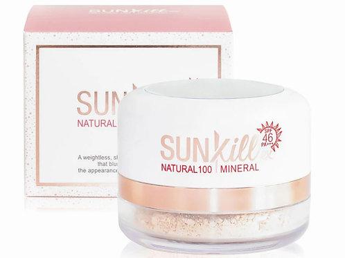MAXCLINIC Catrin Natural 100 Sunkill RX 46 SPF Natural Mineral Sunblock