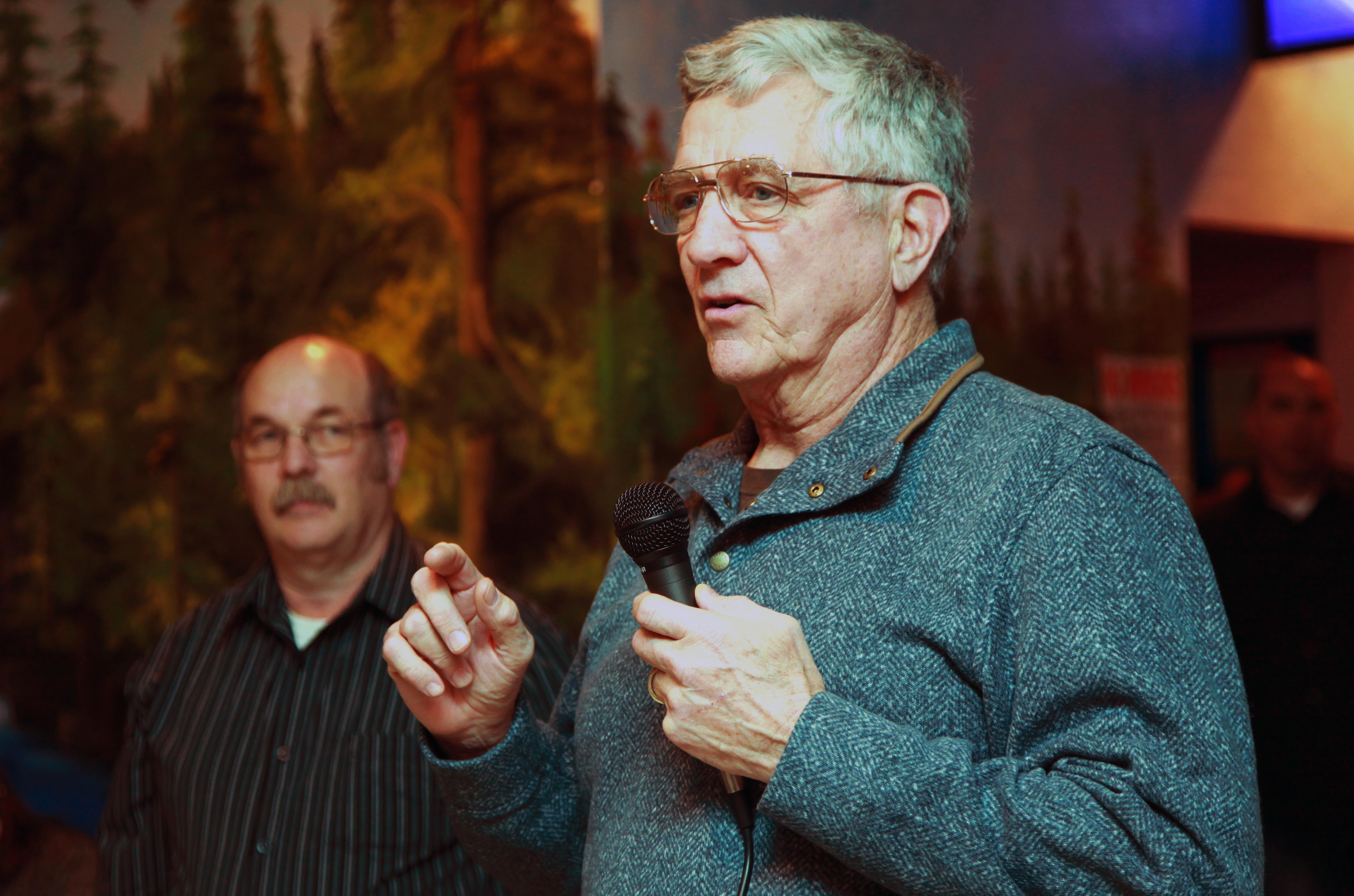Board Member David Grant