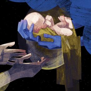 THE NEWBORN KING: CAUGHT UP