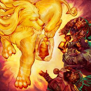 THE NEWBORN KING: GOLD