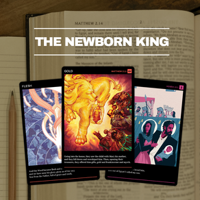 "DAILY READINGS FROM ""THE NEWBORN KING"""