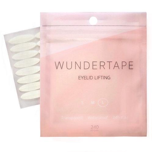 """WUNDERTAPE Schlupflid Tape  240 Stück """"L"""""""
