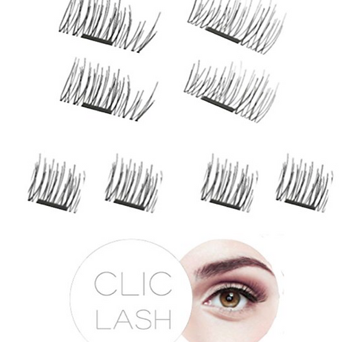 Magnetic Eyelashes CLIC LASH - Glamour Look