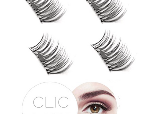 Magnetische Wimpern CLIC LASH - Natural Look