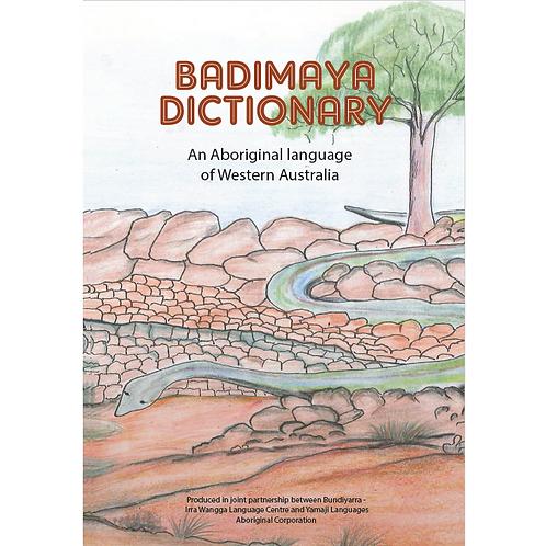 Badimaya Dictionary
