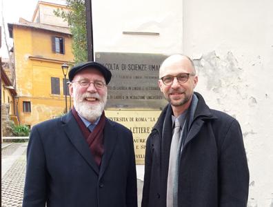 With Dr. Yedidya Robberechts