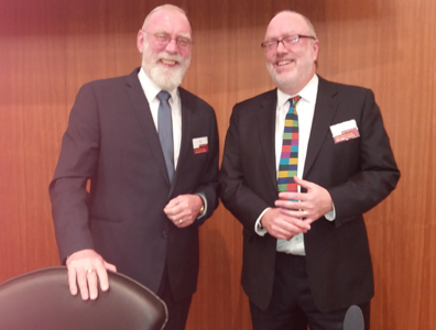 With Prof. Robert Gibbs
