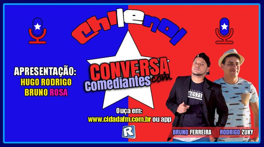 Entrevista Rádio Chilenol