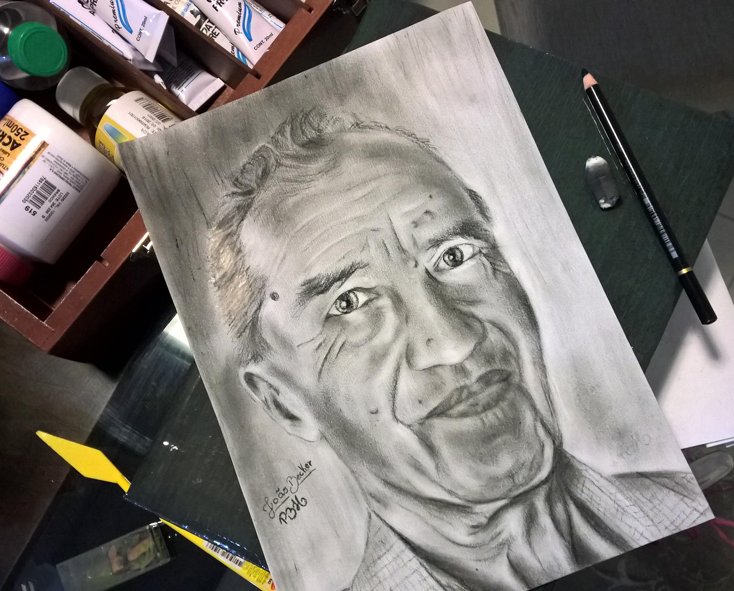 Retrato João Becker