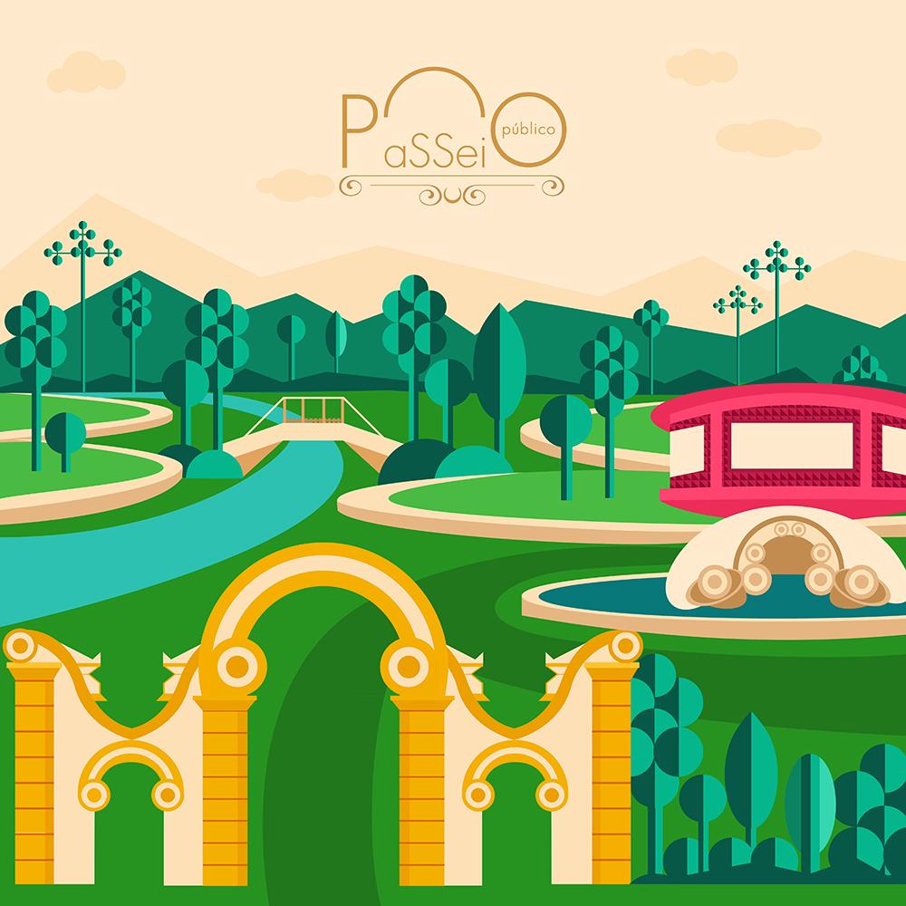Passeio Público - Curitiba
