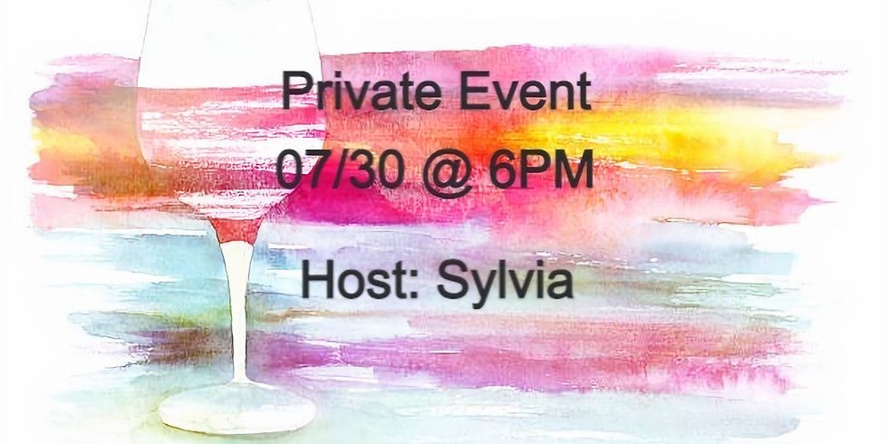 07/30 - Private Event - PaINt NiGht PaRty!