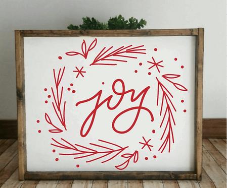 DIY: JOY (Starting at $35.00)