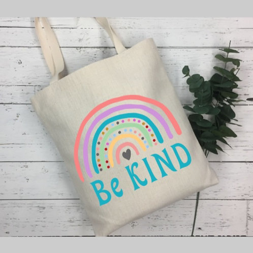 DIY: Be Kind Tote