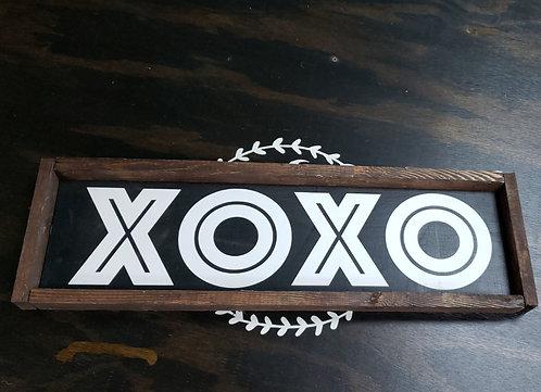 XOXO Sign