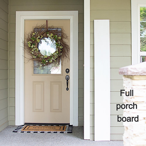 Pick Your Design Porch Board (Starting at $30.00)