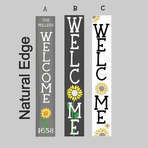 Sunflower Porch Boards (Starting at 50.00)