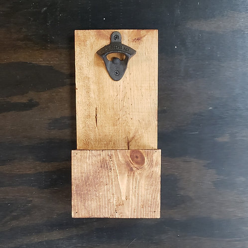 DIY Blank Backyard Bottle Opener - Pick your design.