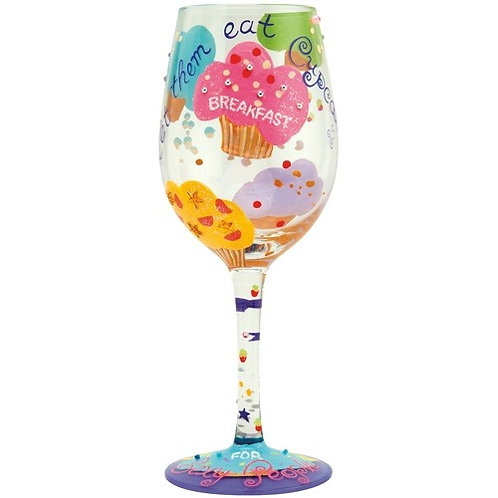 DIY Wine or Water Glass
