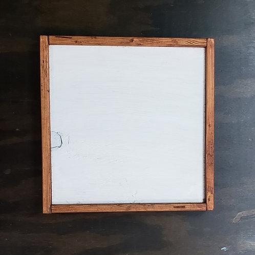 DIY Blank Framed Squares (Starting at $25.00) Pick your design