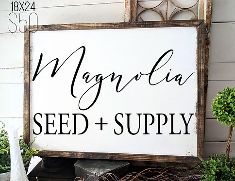 Ready Made: Magnolia