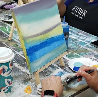 Canvas Open Paint DIY