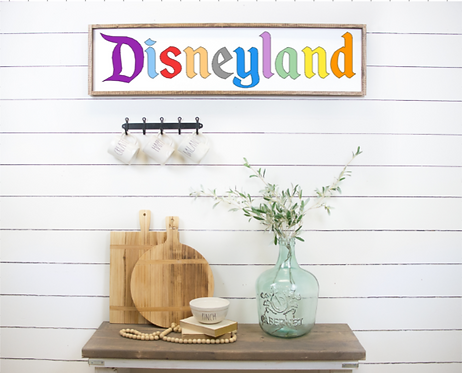 Ready Made: Disneyland