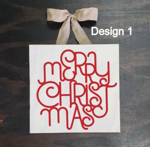 DIY: Raw Edge Christmas Collection