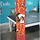 Thumbnail: 4ft Snoopy Welcome Porch Board