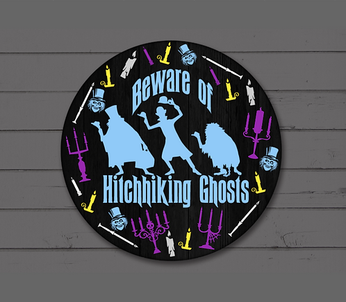 Ready Made: Hitchhiking Ghosts round (Starting at $30.00)
