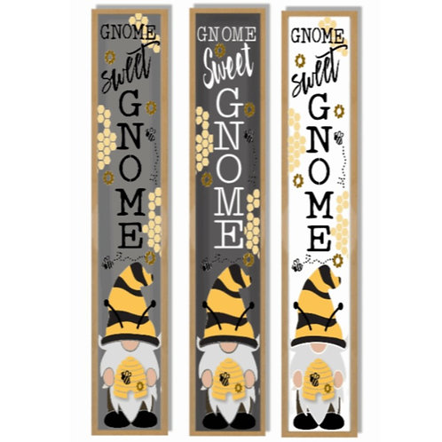DIY: Gnome Sweet Gnome Porch Board (Starting at 30.00)