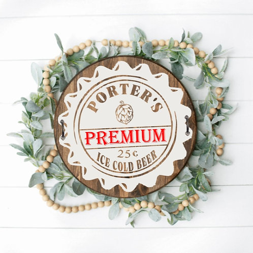Premium Ice Cold Beer Round (Starting at $35)