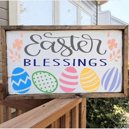 DIY: Easter Blessings  (Starting at $35.00)