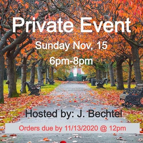 Private Event (J. Bechtel)
