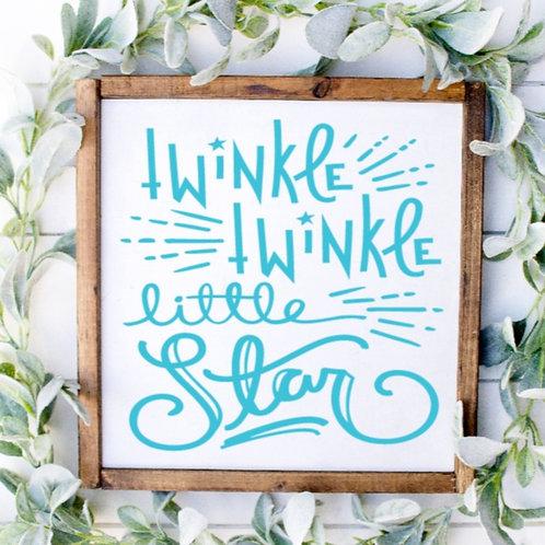 DIY: Twinkle Twinkle (Starting at $25.00)