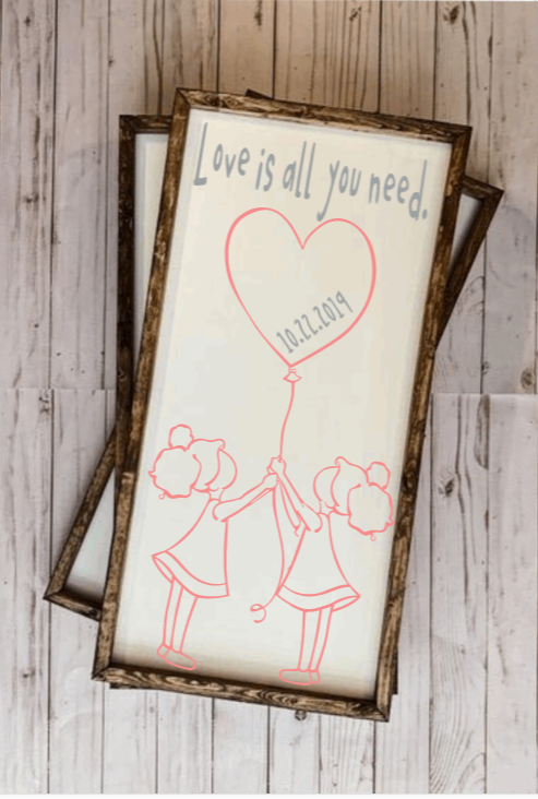 Love Couple (Starting at $30.00)