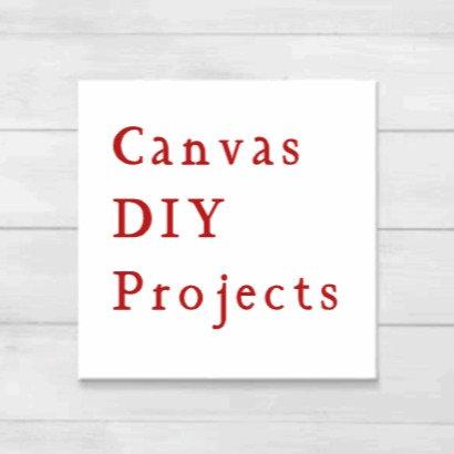 DIY: Kids Canvas Paint Projects
