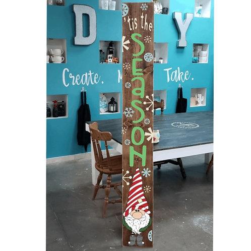 DIY: Gnome Porch Board (starting at 30.00)