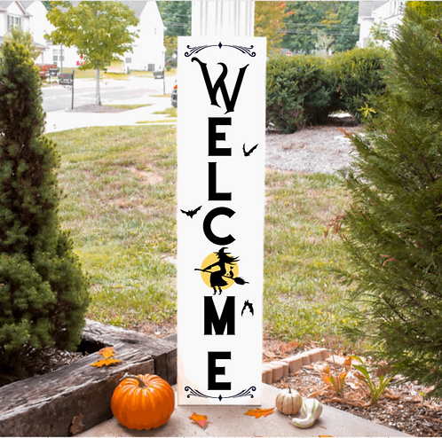 DIY: Welcome Porch Board (Starting at $40.00)