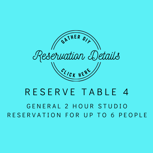 Table 4: Reservation