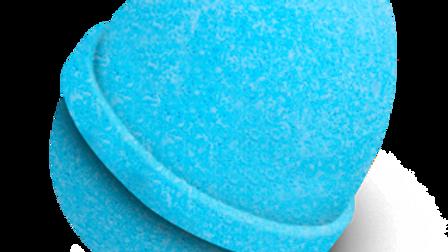 Blue slushie