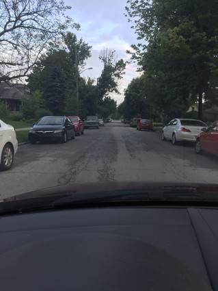"There Is No ""Parking Problem"" in Irvington"