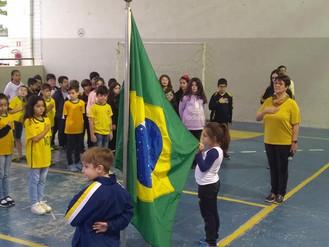 Comemorando a Independência do Brasil !
