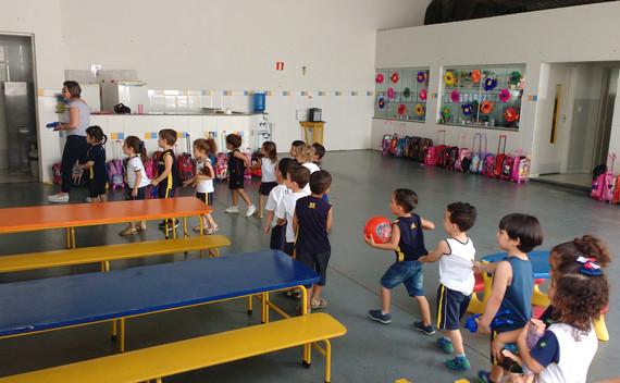 Espaço da Educação Infantil