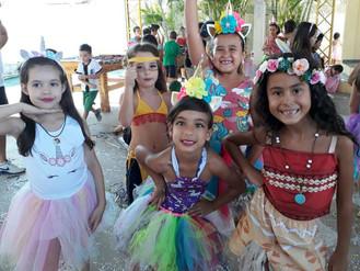 Carnaval 2018 - Ensino Fundamental