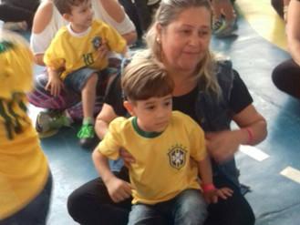 Comemoração Dia das Mães - Infantil