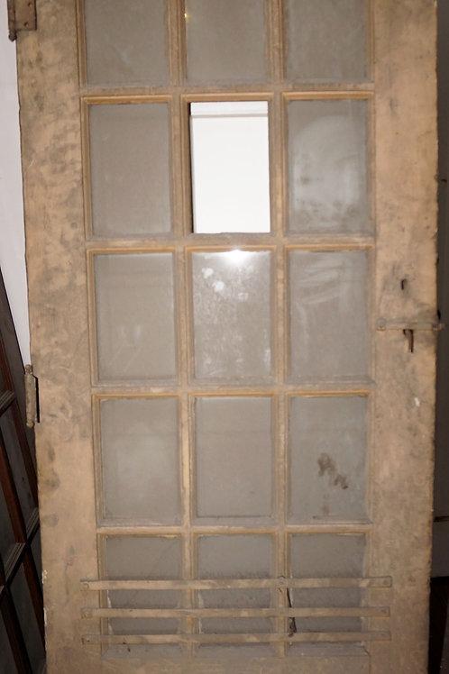 15-Lite Single French Door