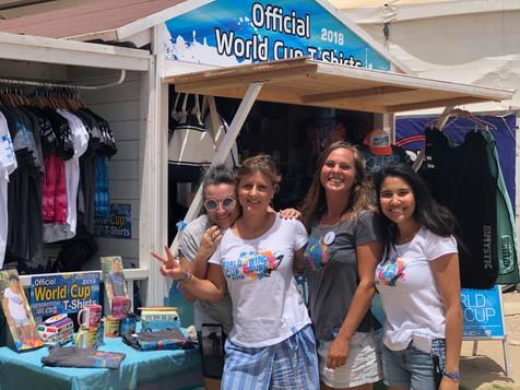 WorldCup Beach Shop
