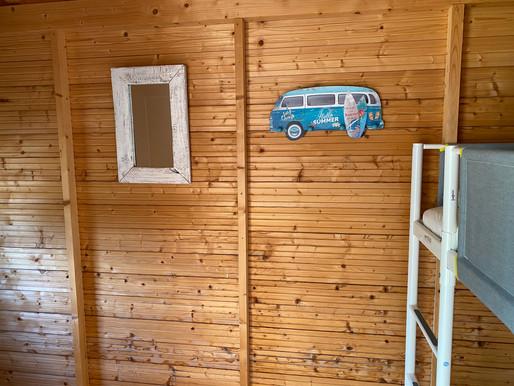 2nd cottage interior